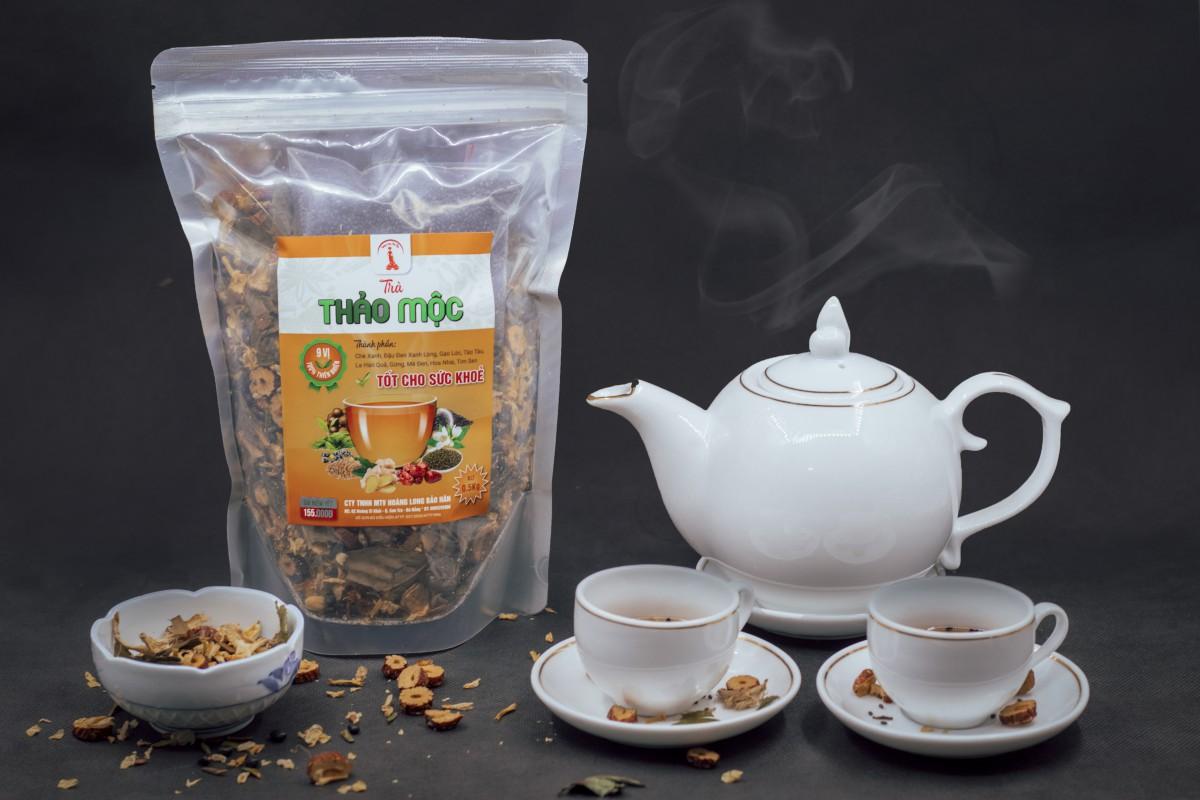 Độc đáo trà thảo mộc 9 vị tốt cho sức khỏe